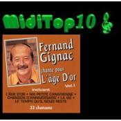 Arr. Bonsoir jolie madame - Fernand Gignac