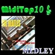 Arr. Medley Beatles ChaCha - MidiTop10