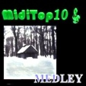 Arr. Medley Folklore 1 - MidiTop10