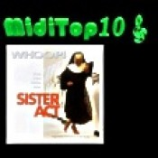 Arr. I Will Follow Him - Sister Act (Rock'n Nonne)