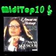 Arr. L'amour en héritage - Nana Mouskouri