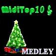 Arr. Medley Noël Continental - MidiTop10