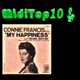 Arr. My Happiness - Connie Francis