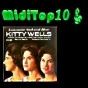 Arr. Oh Lonesome Me - Kitty Wells
