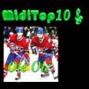 Arr. Ole Ole Hockey Theme - MidiTop10