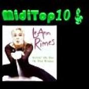 Arr. Rock Me (In The Cradle Of Love) - LeAnn Rimes