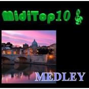 Arr. Medley Italy Continental - MidiTop10