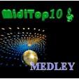 Arr. Medley Love Continental - MidiTop10