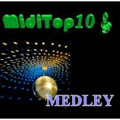 Arr. Medley Love Continental - MidiTop10