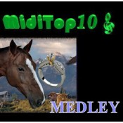 Arr. Medley Mariage Country - MidiTop10