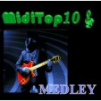 Arr. Medley Blues 1 - MidiTop10